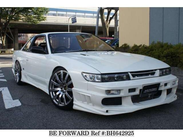 Used 1992 NISSAN SILVIA BH642925 for Sale