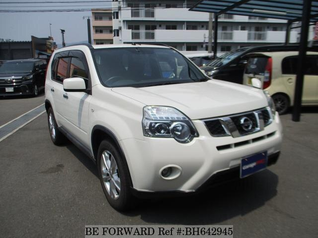 Used 2013 NISSAN X-TRAIL BH642945 for Sale