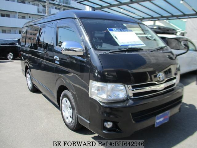 Used 2011 TOYOTA HIACE WAGON BH642946 for Sale