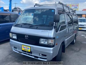 Used 2007 MAZDA BONGO BRAWNY VAN BH642981 for Sale