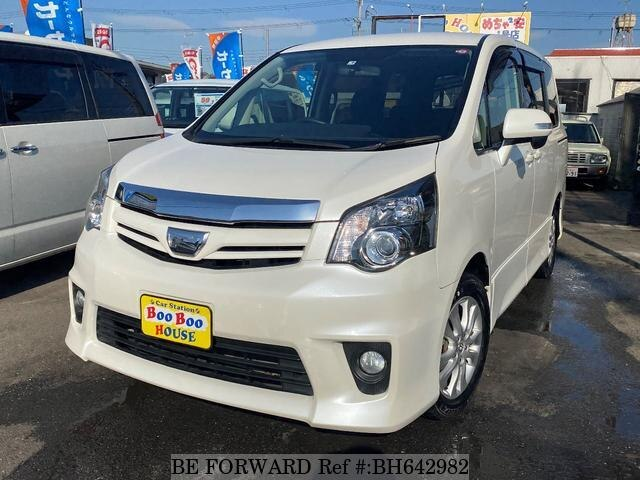 Used 2011 TOYOTA NOAH BH642982 for Sale