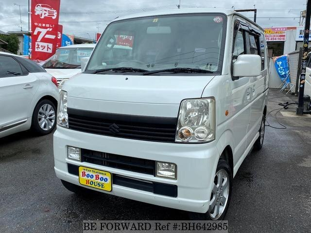 Used 2006 SUZUKI EVERY WAGON BH642985 for Sale