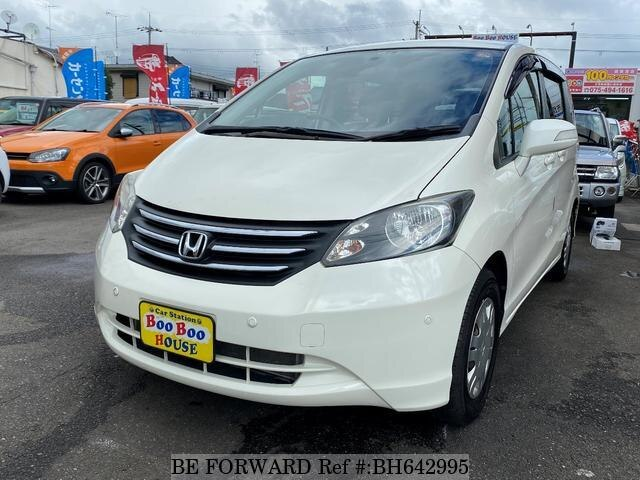 Used 2008 HONDA FREED BH642995 for Sale