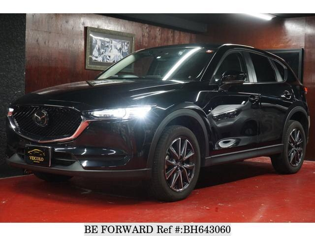 Used 2017 MAZDA CX-5 BH643060 for Sale