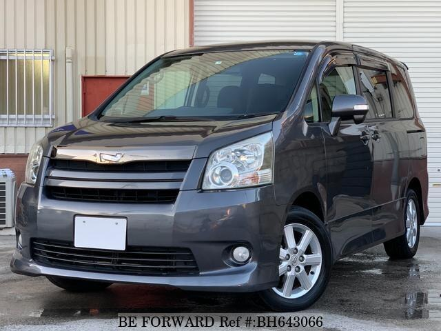 Used 2009 TOYOTA NOAH BH643066 for Sale