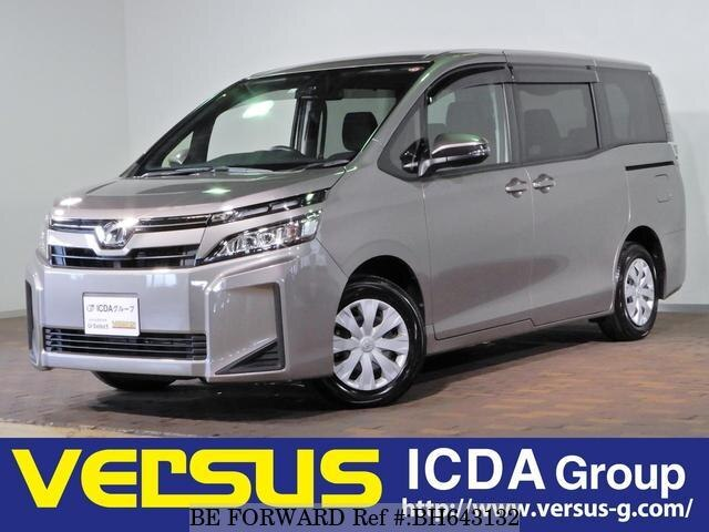 Used 2019 TOYOTA VOXY BH643132 for Sale