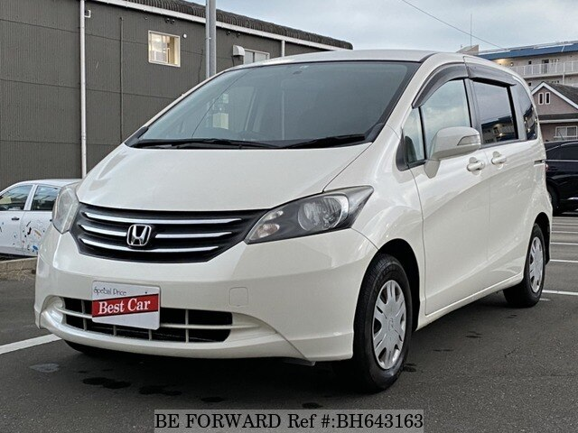 Used 2009 HONDA FREED BH643163 for Sale