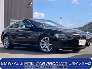 Used 2006 BMW 6 SERIES BH643839 for Sale