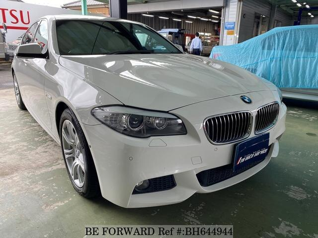 Used 2017 BMW 5 SERIES BH644944 for Sale