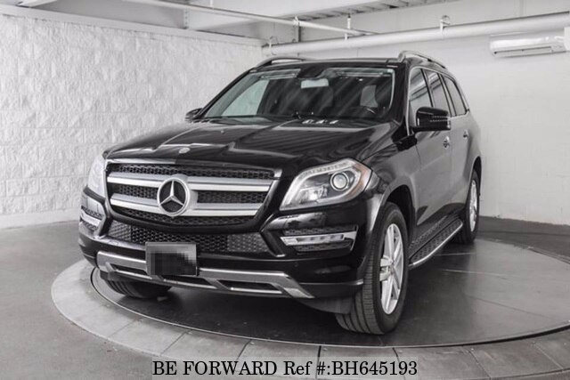 Used 2013 MERCEDES-BENZ GL-CLASS BH645193 for Sale