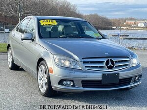Used 2010 MERCEDES-BENZ C-CLASS BH645211 for Sale
