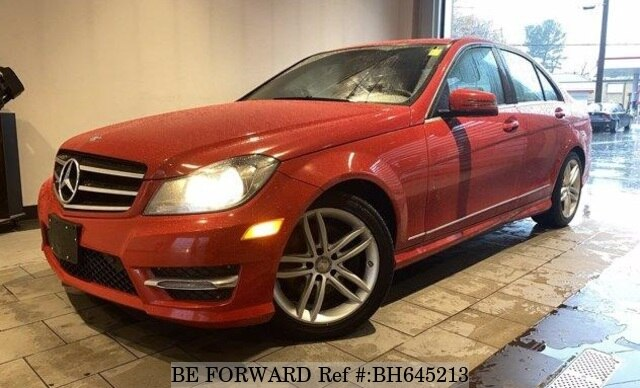 Used 2014 MERCEDES-BENZ C-CLASS BH645213 for Sale