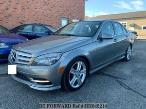 Used 2011 MERCEDES-BENZ C-CLASS BH645214 for Sale