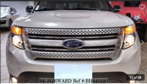 Used 2015 FORD EXPLORER BH645220 for Sale