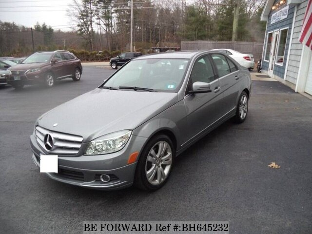 Used 2010 MERCEDES-BENZ C-CLASS BH645232 for Sale