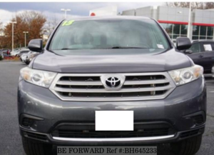 Used 2010 TOYOTA HIGHLANDER BH645233 for Sale
