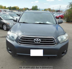 Used 2008 TOYOTA HIGHLANDER BH645241 for Sale