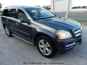 Used 2012 MERCEDES-BENZ GL-CLASS BH645243 for Sale