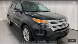 Used 2013 FORD EXPLORER BH645248 for Sale