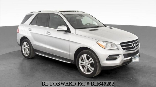 Used 2015 MERCEDES-BENZ M-CLASS BH645252 for Sale