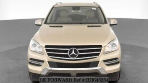 Used 2013 MERCEDES-BENZ M-CLASS BH645254 for Sale