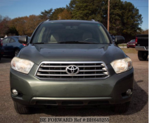 Used 2008 TOYOTA HIGHLANDER BH645255 for Sale