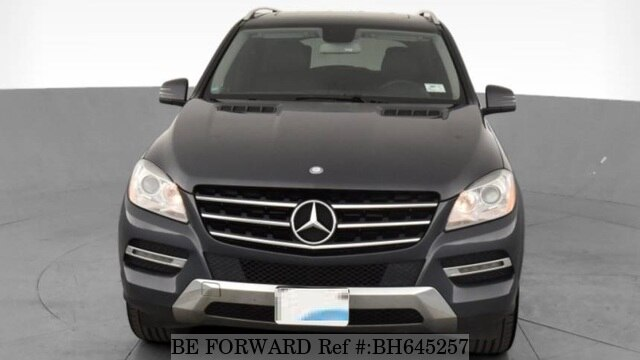 Used 2013 MERCEDES-BENZ M-CLASS BH645257 for Sale