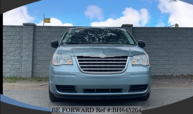 Used 2009 CHRYSLER TOWN & COUNTRY BH645264 for Sale