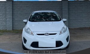 Used 2012 FORD FIESTA BH645266 for Sale