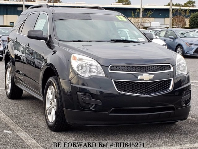Used 2013 CHEVROLET EQUINOX BH645271 for Sale