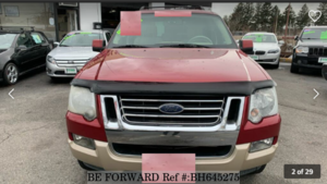 Used 2006 FORD EXPLORER BH645275 for Sale