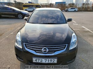 Used 2011 NISSAN ALTIMA BH645309 for Sale