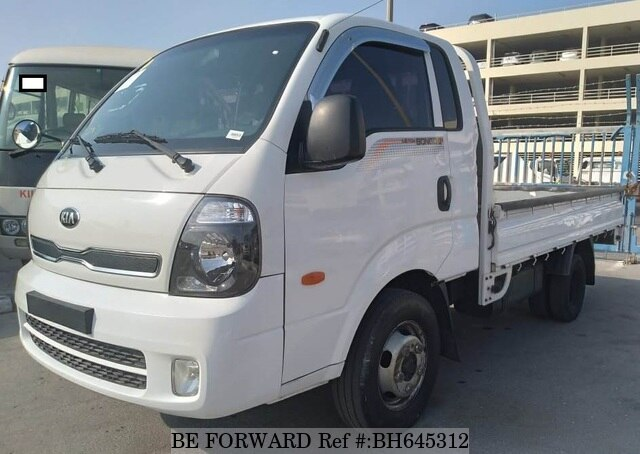 Used 2015 KIA BONGO BH645312 for Sale