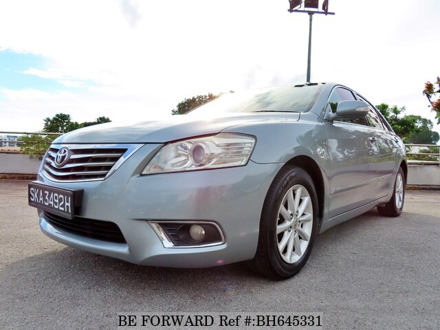 Used 2011 TOYOTA CAMRY BH645331 for Sale