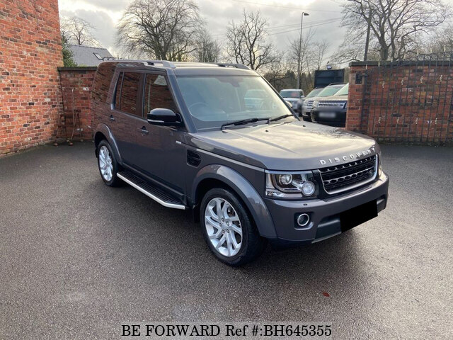 Used 2016 LAND ROVER DISCOVERY 4 BH645355 for Sale