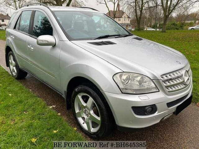 Used 2008 MERCEDES-BENZ ML CLASS BH645385 for Sale