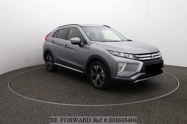 Used 2018 MITSUBISHI ECLIPSE CROSS BH645404 for Sale
