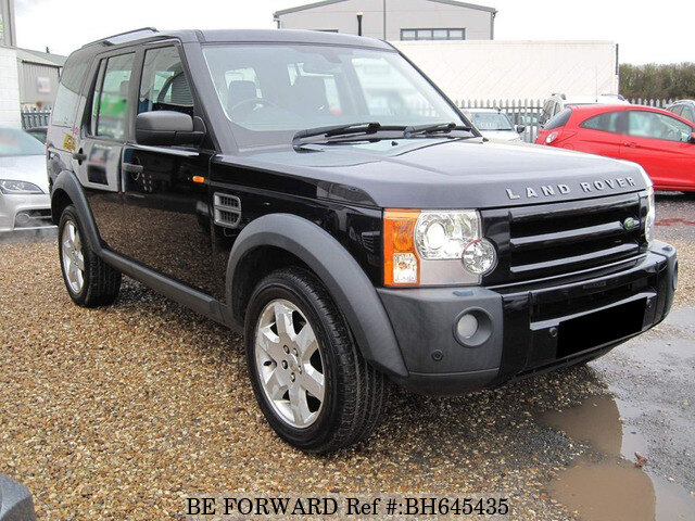Used 2007 LAND ROVER DISCOVERY 3 BH645435 for Sale