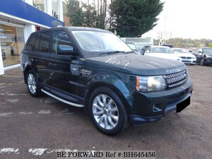 Used 2013 LAND ROVER RANGE ROVER SPORT BH645456 for Sale