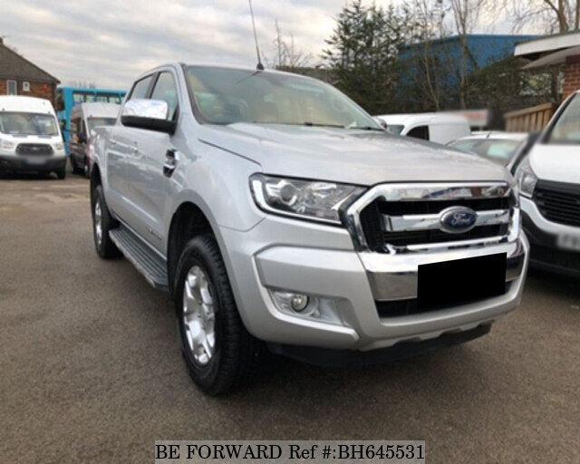 Used 2017 FORD RANGER BH645531 for Sale