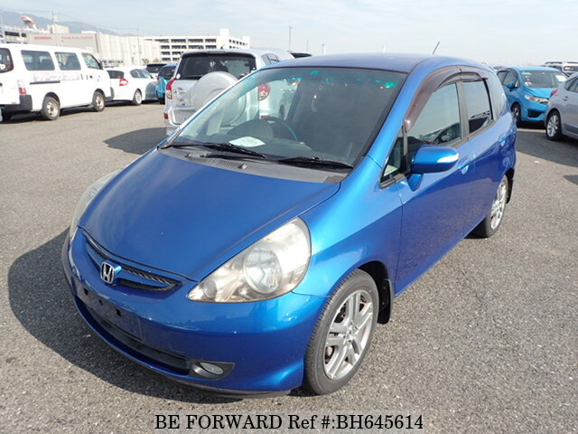Used 2006 HONDA FIT BH645614 for Sale