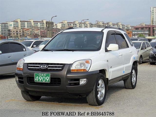 Used 2006 KIA SPORTAGE BH645788 for Sale