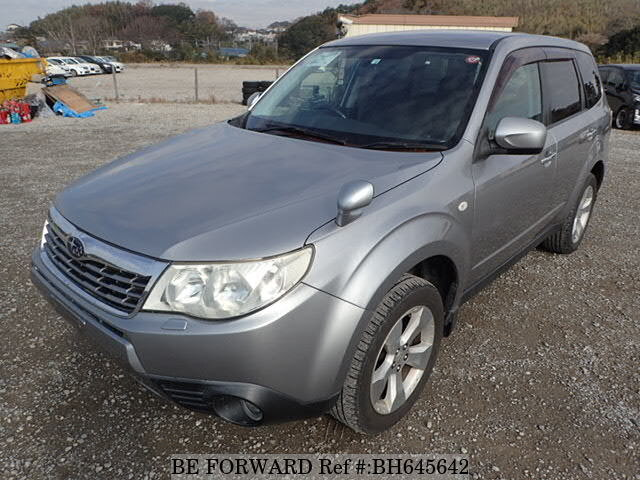 Used 2010 SUBARU FORESTER BH645642 for Sale