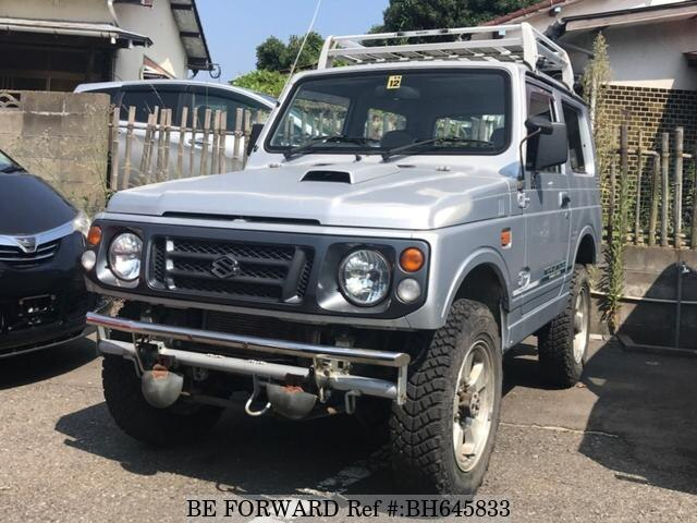 Used 1995 SUZUKI JIMNY BH645833 for Sale