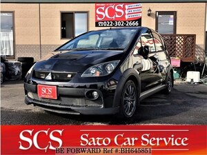 Used 2008 MITSUBISHI COLT BH645851 for Sale