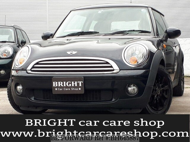 Used 2007 BMW MINI BH645887 for Sale