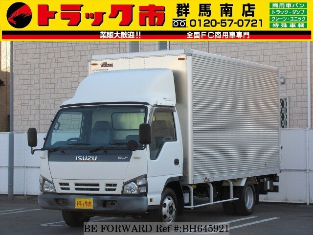 Used 2005 ISUZU ELF TRUCK BH645921 for Sale
