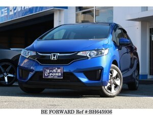 Used 2016 HONDA FIT BH645936 for Sale