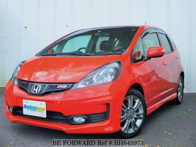 Used 2010 HONDA FIT BH645973 for Sale