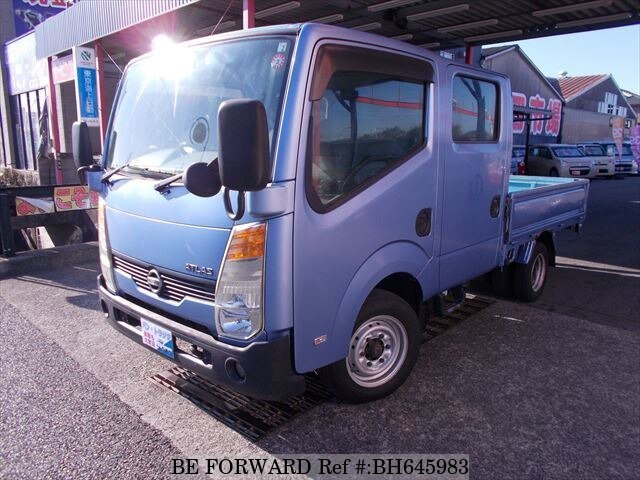 Used 2008 NISSAN ATLAS BH645983 for Sale